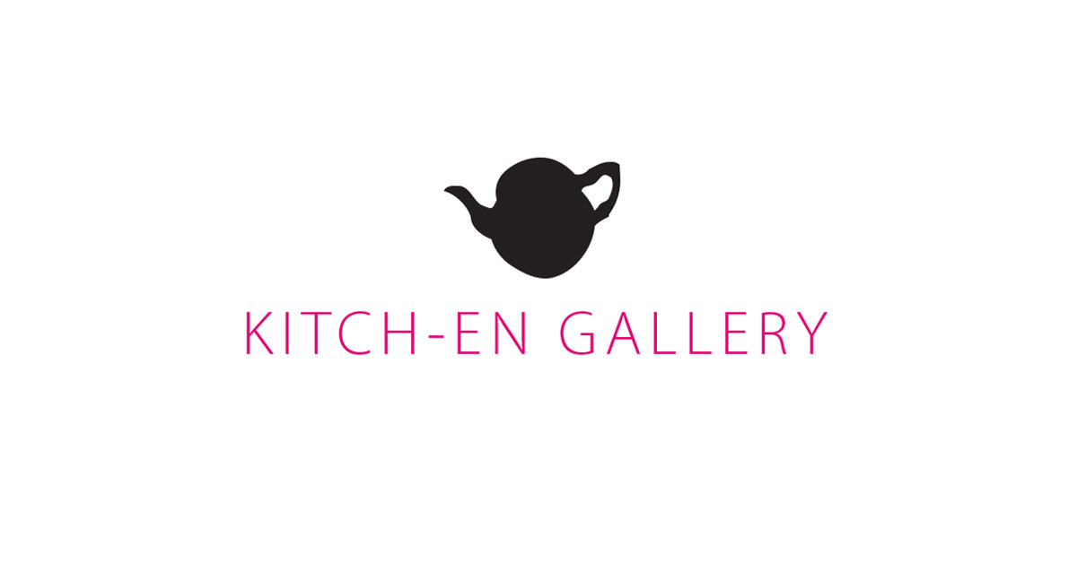 Kitch-en Gallery New Logo Design