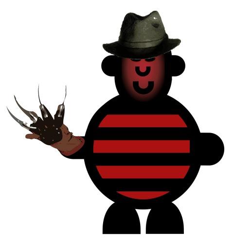 Mr Smileyman Kruger Halloween Special Illustration