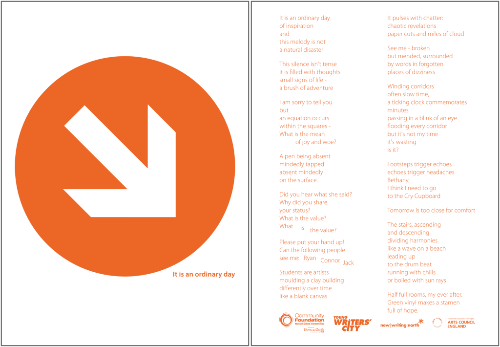 Project Branding, Postcard Design